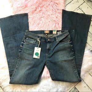NWT Roxy Wide Leg Bell Bottoms Jeans Sz 30
